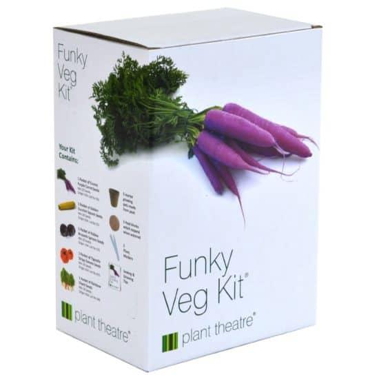 funky vegetable kit