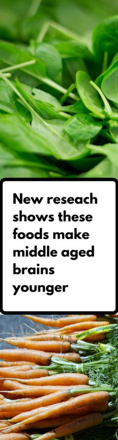 These lutein rich foods improve brain health, according to a recent University of Illinois study.
