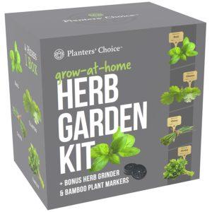 herb garden gift set