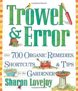trowel and error book