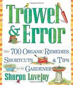 trowel and error book