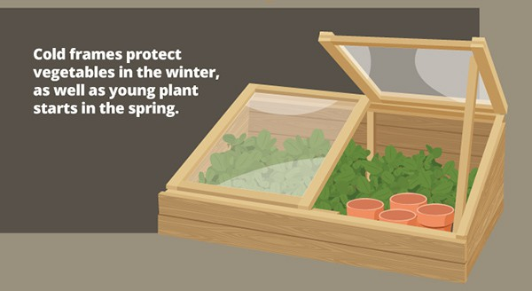 cold frame structure box