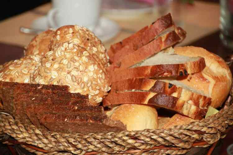 bread can be composted