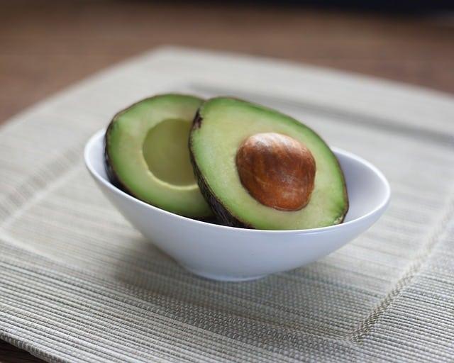 pickled avocado