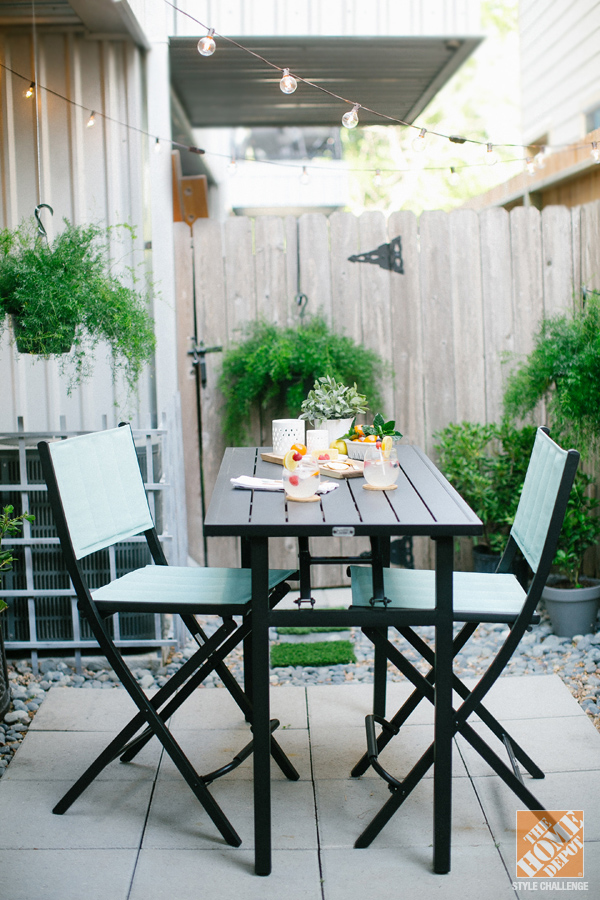 Small patio ideas for every home - Gardening flowers 101 ... on Apartment Backyard Patio Ideas id=21772