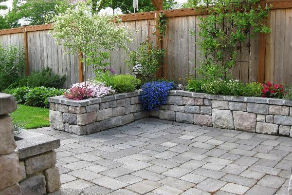 Small patio ideas for every home - Gardening flowers 101 ... on Small Paver Patio Designs id=77780