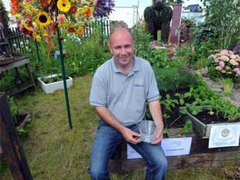 GREAt Gardens Ltd at Gardening Scotland 2011