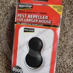 Review – Procter Pest Stop range