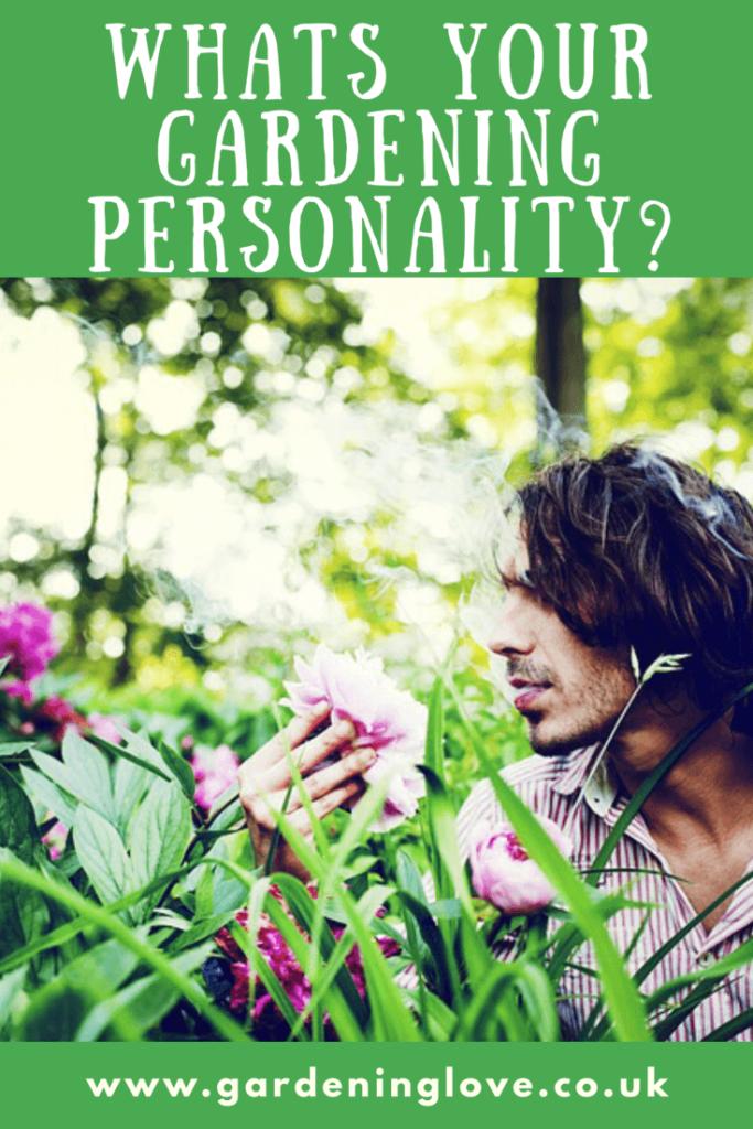 gardening personality