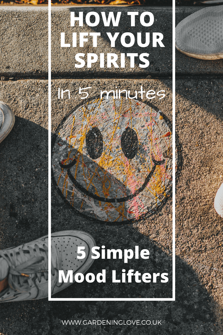 Take 5 minutes out of your life to try these 5 simple mood lifting activities. It is important to practice self care and boost your mood. #selfcare #mentalhealth #mentalwellness #moodliftingactivities #wellness