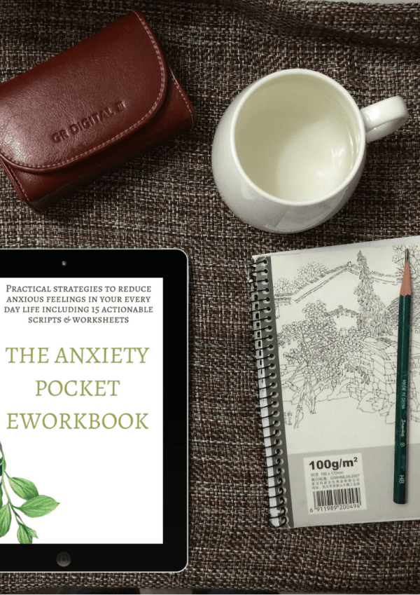 The Anxiety Pocket eWorkbook