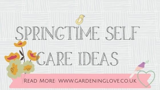springtime self care ideas #spring #routine #selfcare #wellness