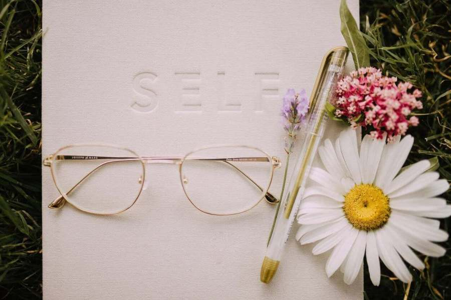 self care day planner image courtesy of Lavendersageco Etsy.