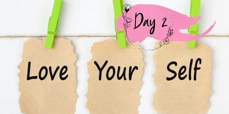 self-care habit day 2 self-care challenge