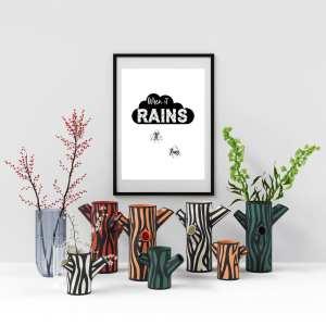 when it rains it pours mockup image