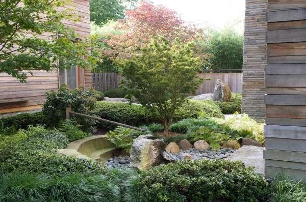 japanese inspired gardens Designer Visit: A Garden Inspired by Japan, in Westchester