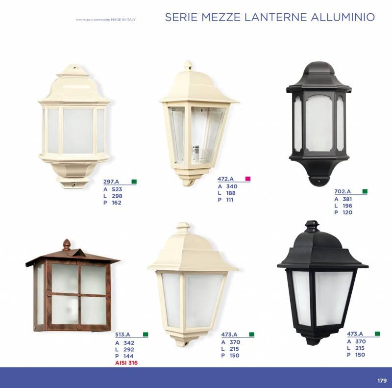 Un'ampia gamma di luci da esterno e accessori si trovano nello shop online o presso il tuo negozio obi! Mezze Lanterne