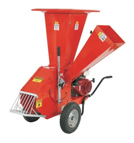 Personal Wood Chipper