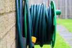How to store garden hose