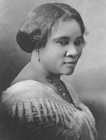 Madam C.J Walker