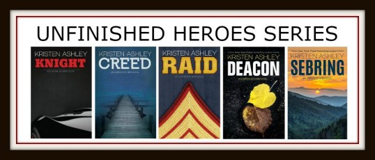 unfinished heroes series