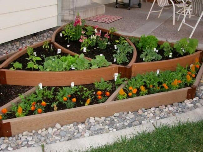 31 Incredible Small Garden Design Ideas on a Budget ... on Garden Design Ideas On A Budget  id=68535