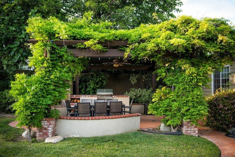 Backyard Patio Pergola Ideas