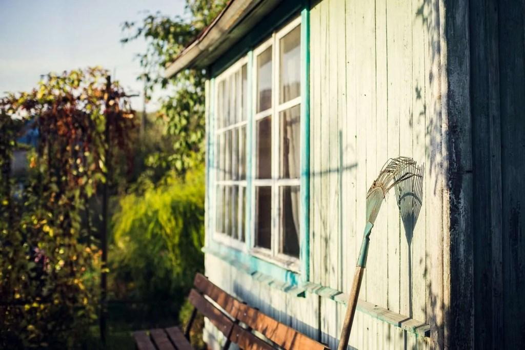 Summerhouse building regulations.