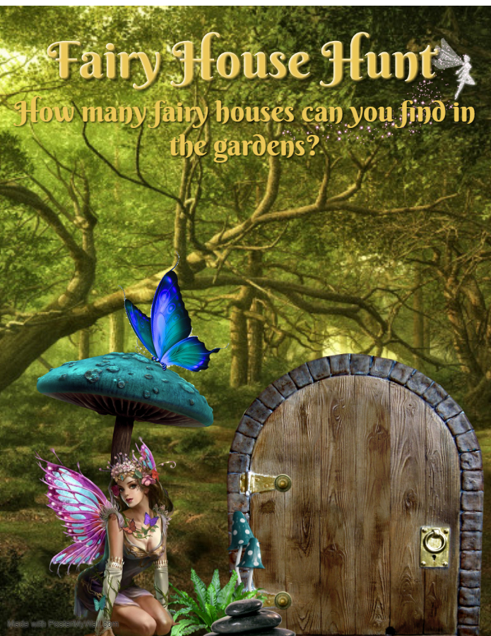 Fairy House Hunt | The Gardens on Anderton