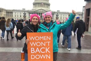 Women's March a Tidal Wave of Momentum