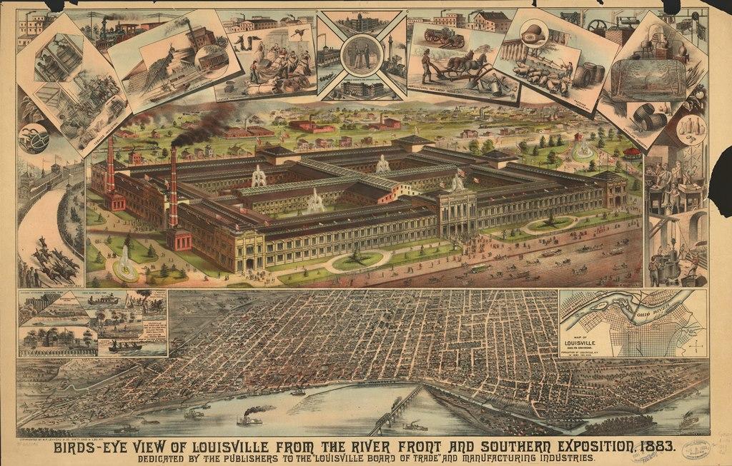 Louisville KY 1883