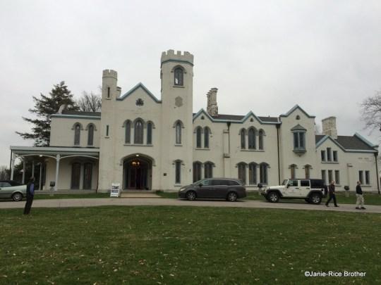 Loudon House, Lexington, Kentucky.