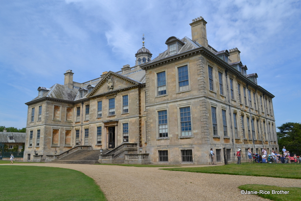 Belton House, Lincolnshire.
