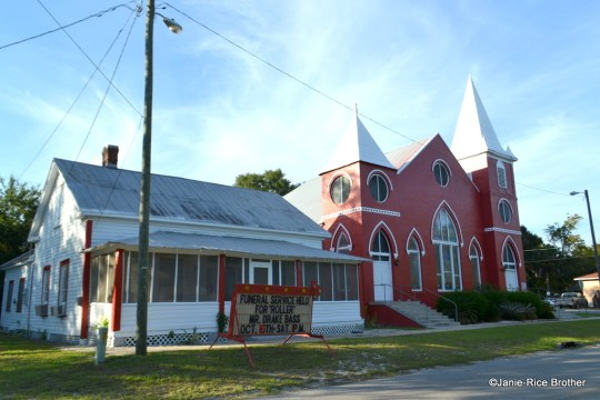St. Paul AME Church, Apalachicola, Florida