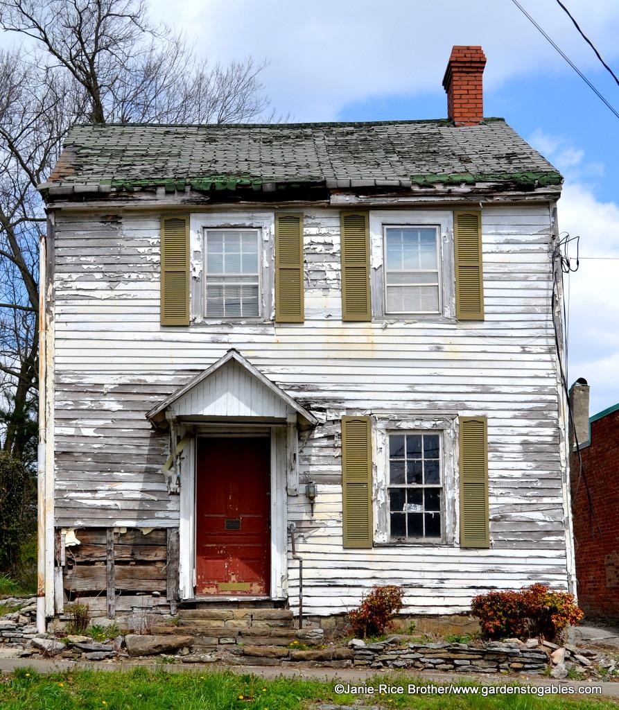 Threatened: The Arabia J  Brown House, Lancaster, Kentucky