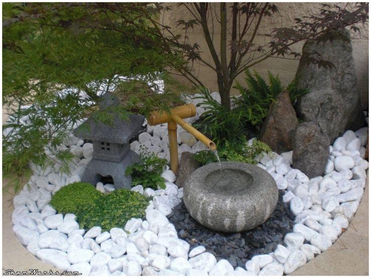 decoration exterieur japonais le