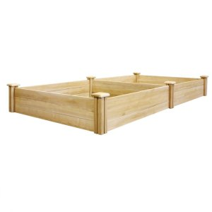 Greenes 4x8 raised bed offers easy assembly