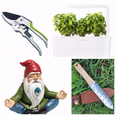 Gardening Gadgets & More-Best Christmas Gifts for Gardeners 2017 -