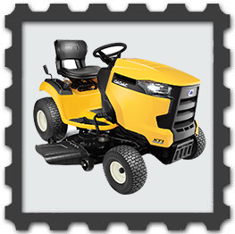 Cub Cadet Xt1 Enduro Series Lt 42 In. 18 Hp Kohler Hydrostatic Gas Front-engine Riding Mower