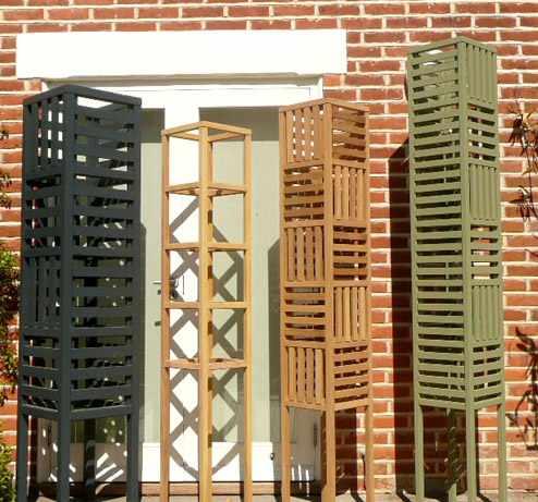 Garden Obelisk Wooden Obelisk Garden Towers Amp Trellis