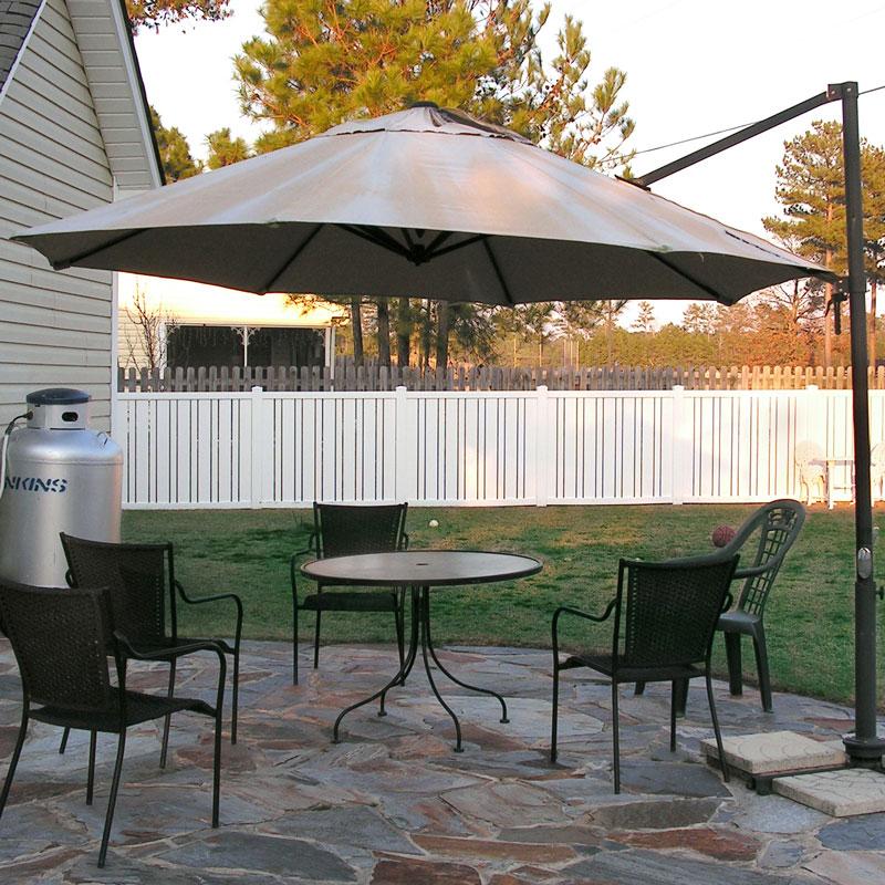 replacement umbrella canopy garden winds