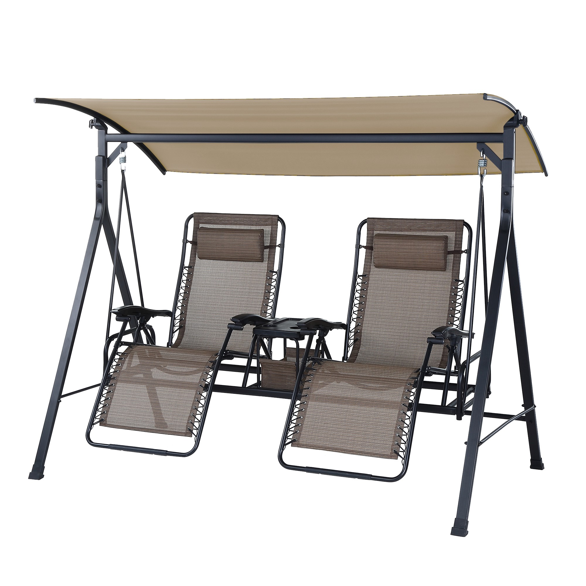 Replacement Canopy For Big And Tall Bungee Swing Garden Winds