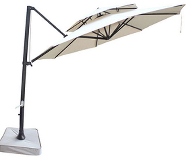 Replacement Canopy For Southern Patio Two Tiered Umbrella