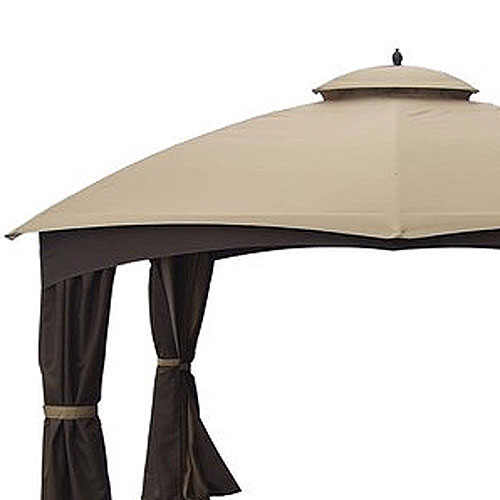 Allen Roth Dome 10x12 Replacement Canopy And Netting