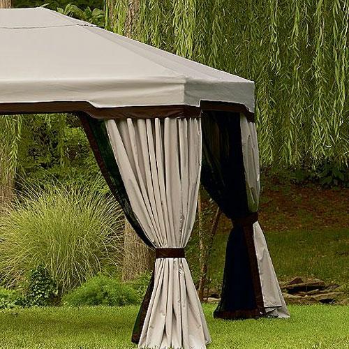 Garden Oasis Sojag 10x12 Replacement Canopy Garden Winds
