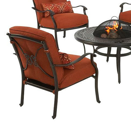 Cold Spring Fire Pit Set Replacement Cushions Garden Winds