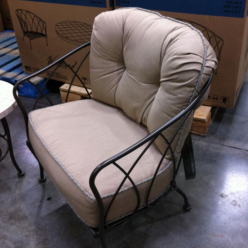Costco Medina Cuddle Set Replacement Cushions Garden Winds