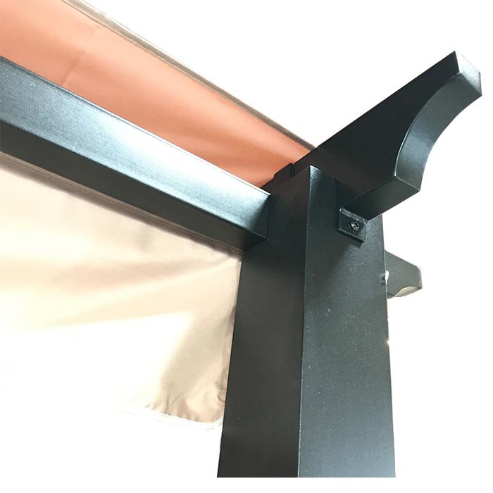 Replacement Canopy For Meritmoor 10x12 Pergola Riplock