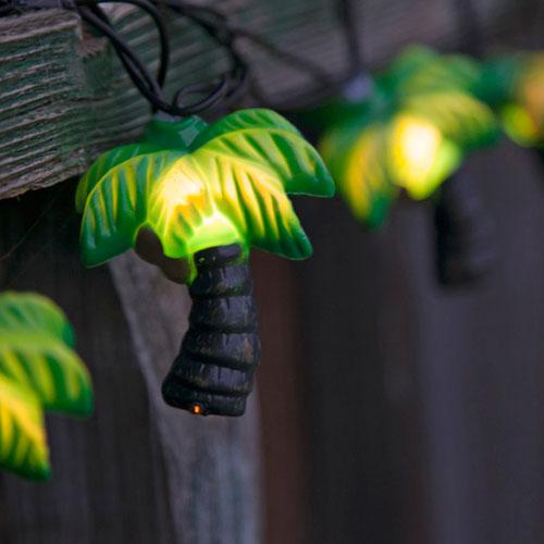 Globe Lanterns Patio String Lights Garden Winds