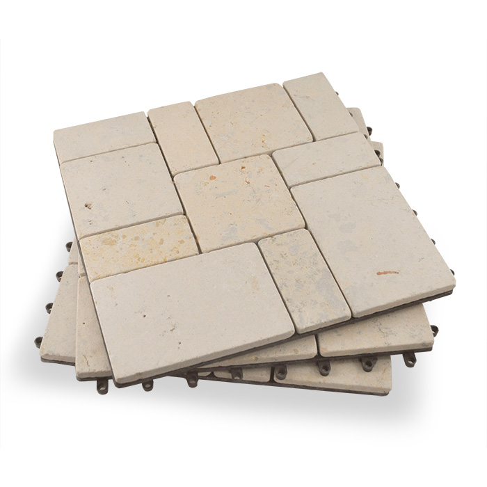 Stone Deck Tiles Garden Winds